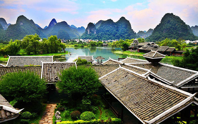Yangshuo Ancient Town