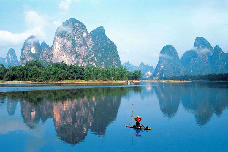 Guilin Photography -  Li River