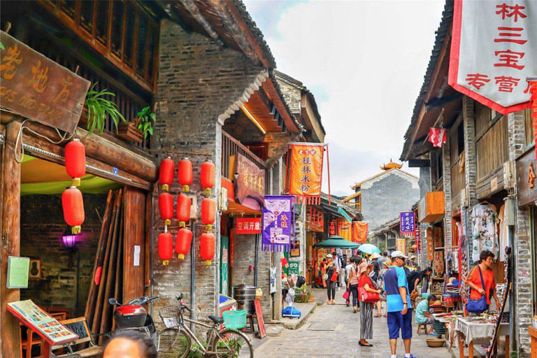 Where to Stay in Yangshuo - Xingping Old Town