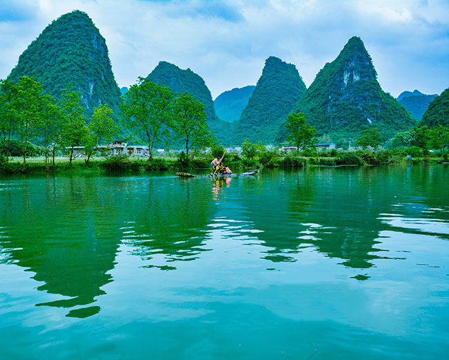 Yangshuo Weather