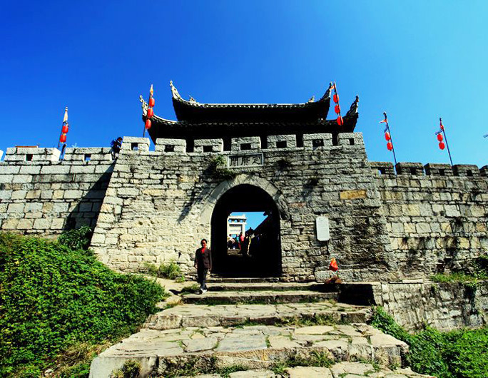 Qingyan Ancient Town(1)