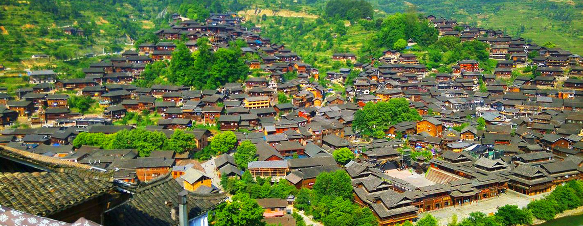 Kunming Guizhou Tour by High Speed Train