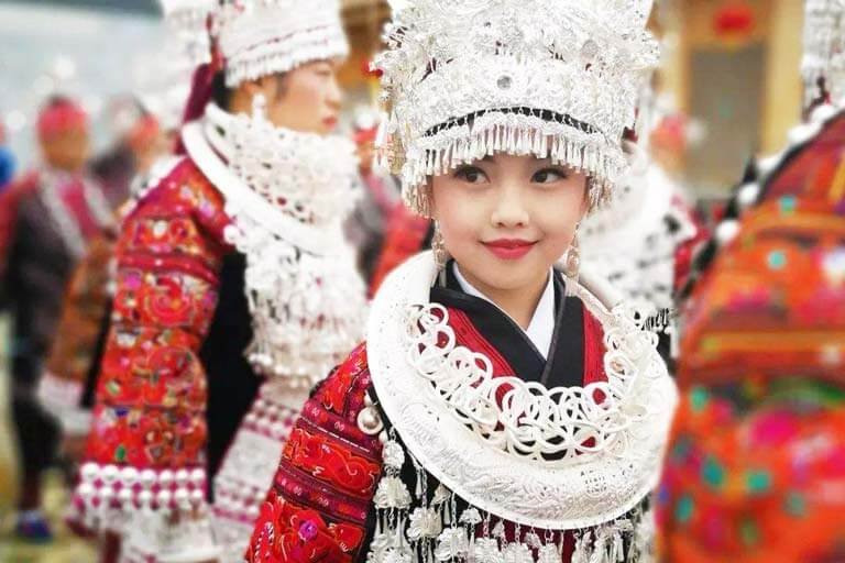 Miao Ethnic Minority