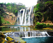 Huangguoshu Waterfall in Anshun County