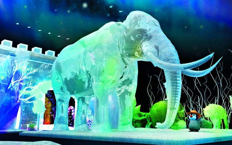 Harbin Ice And Snow Festival Harbin Ice And Snow World
