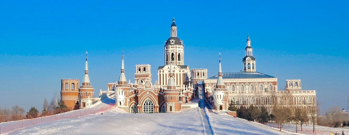 Harbin City Tour with Ice and Snow Festival