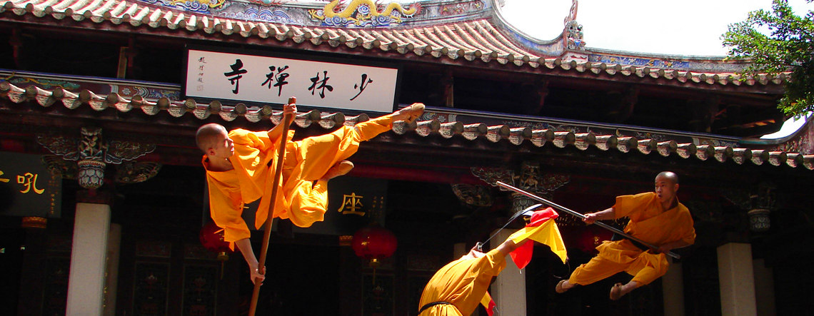 Luoyoang Shaolin Temple Tour