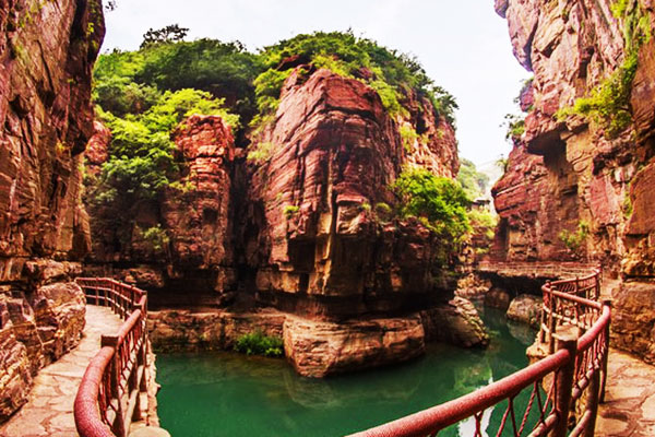 Yuntai Mountain