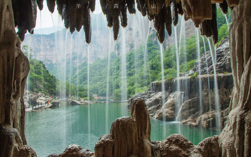 Yuntai Mountain Henan Attractions Activities Weather