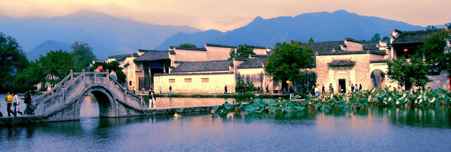 6 Days Xiamen Nanjing Tulou & Yellow Mountain Amusing Tour