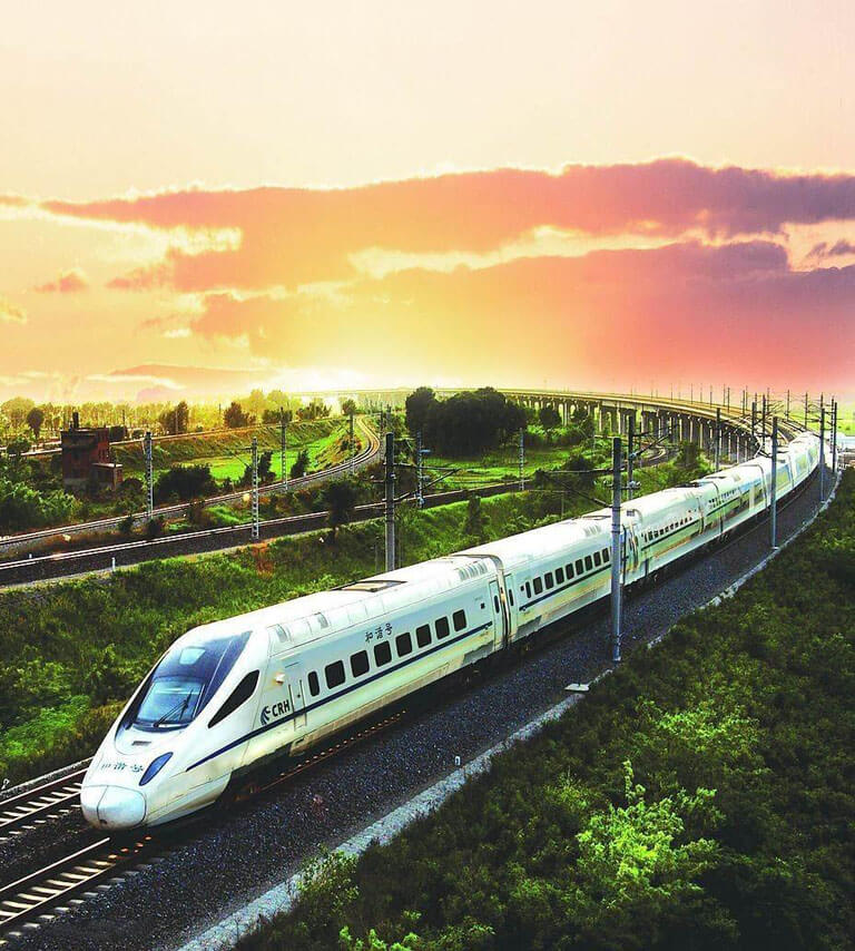 China High Speed Train Tours and Travel