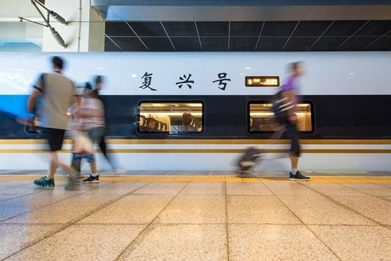 fuxing trains fuxing bullet train