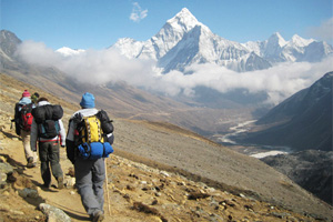 Mt. Everest Hiking
