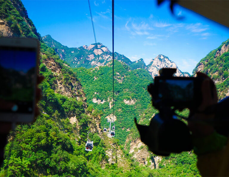 Xian Huashan Leisure Tour