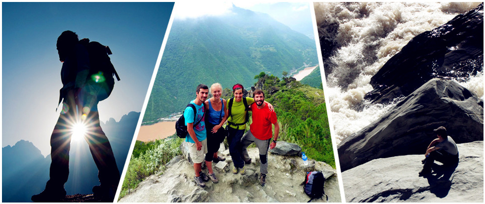 Tiget Leaping Gorge Hiking