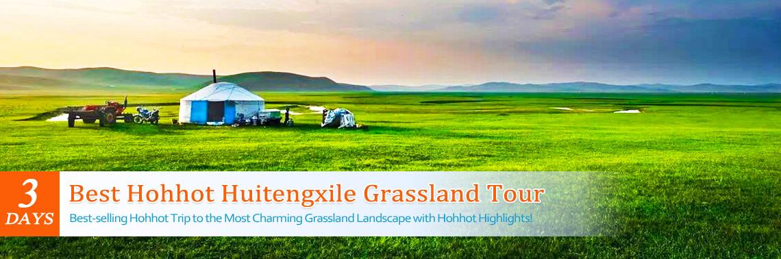 Hohhot Grassland Tour