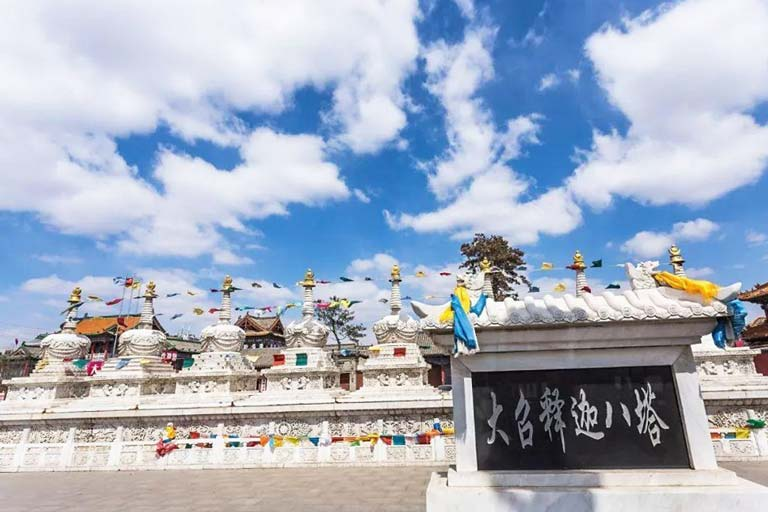 Hohhot Attractions - Dazhao Temple