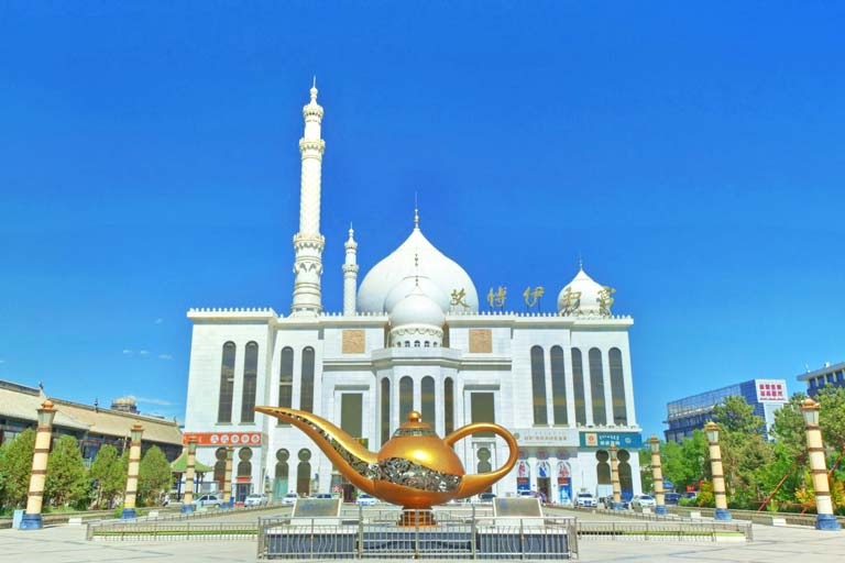 Hohhot Attractions & Things to Do - Great Mosque