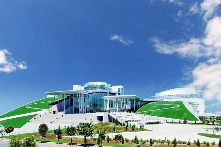 Hohhot Attractions & Things to Do - Inner Mongolia Museum
