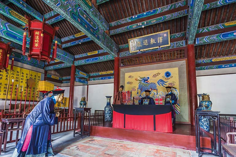 Hohhot Attractions & Things to Do - Government Office of Suiyuan General