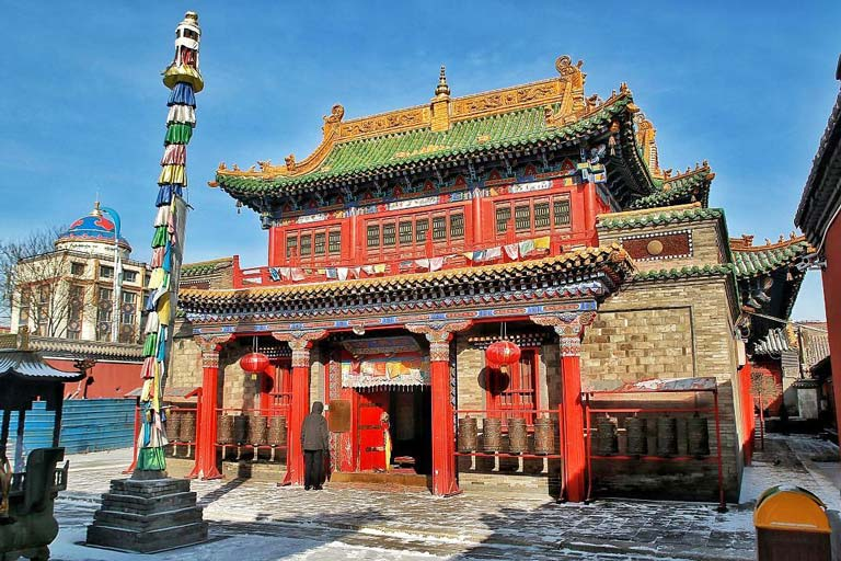 Hohhot Attractions & Things to Do - Xilituzhao