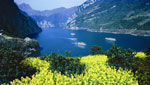 Cruise along the majestic Yangtze River and witness the world's largest irrigation system.