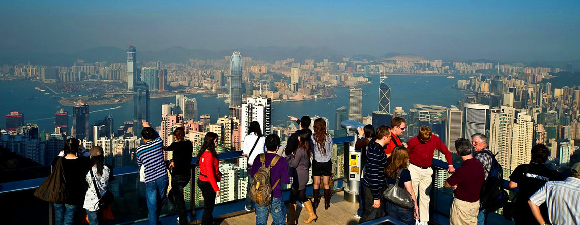 Beijing Hong Kong Tour
