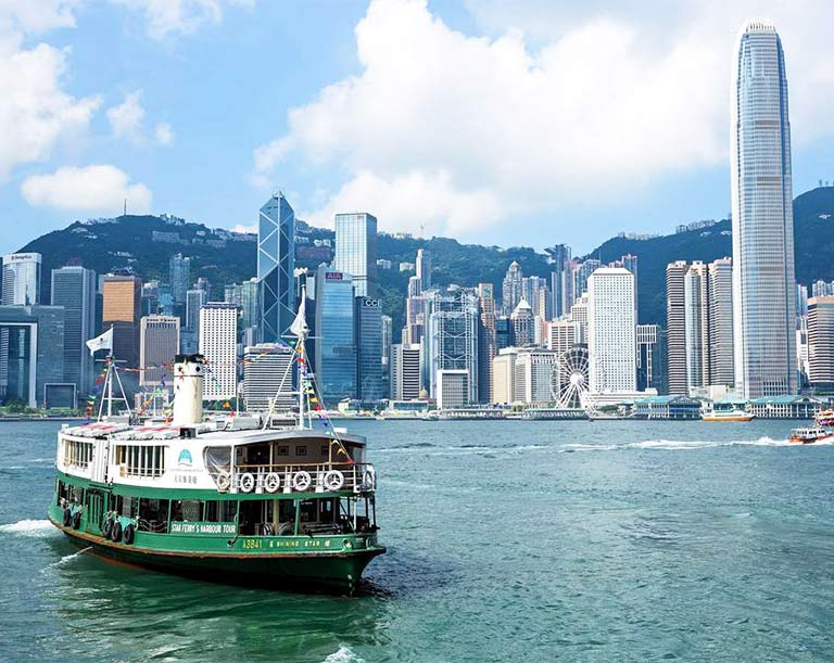 Take Star Ferry