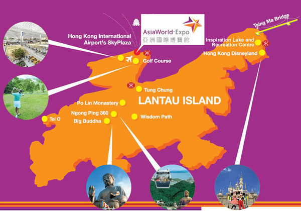 Ferry Macau To Lantau Island