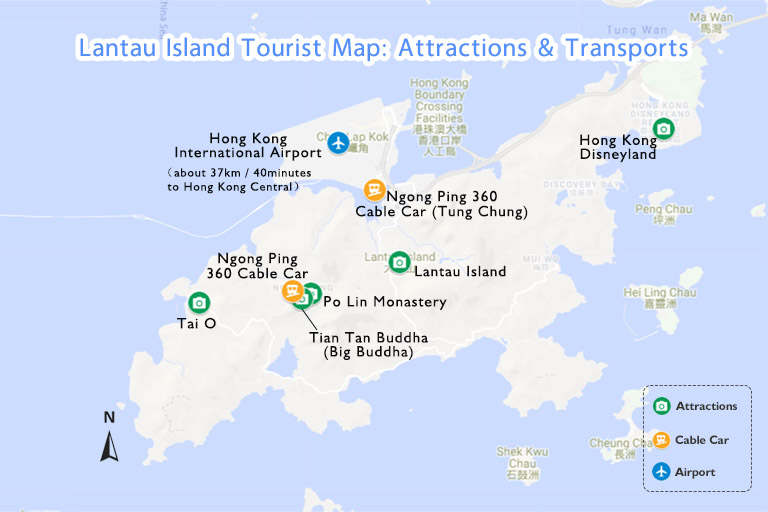 Hong Kong Attractions Map, Hong Kong Tourist Map - Free Printable Kowloon Map Of Attractions on map of macau attractions, map of hong kong attractions, map of istanbul attractions, map of times square attractions,