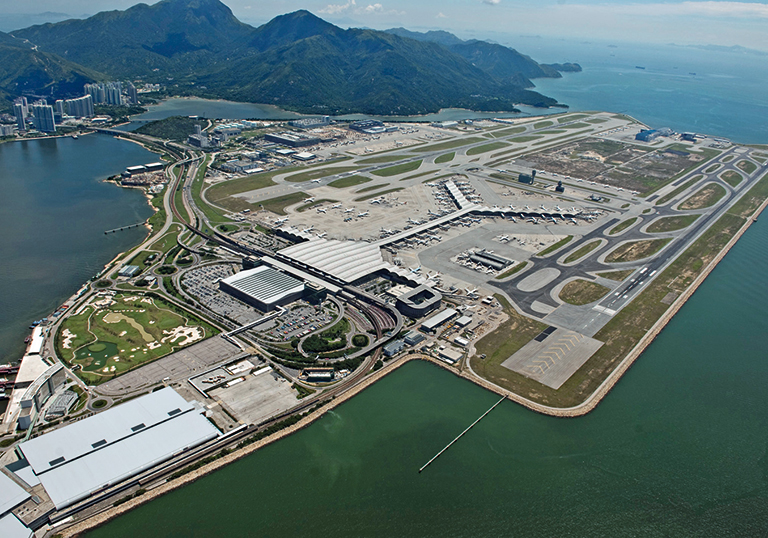 Hong Kong International Airport