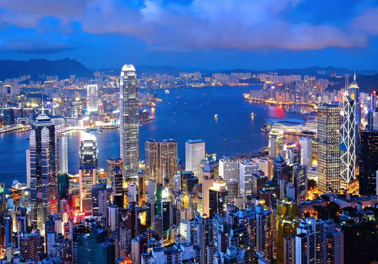 Hong Kong Nightview