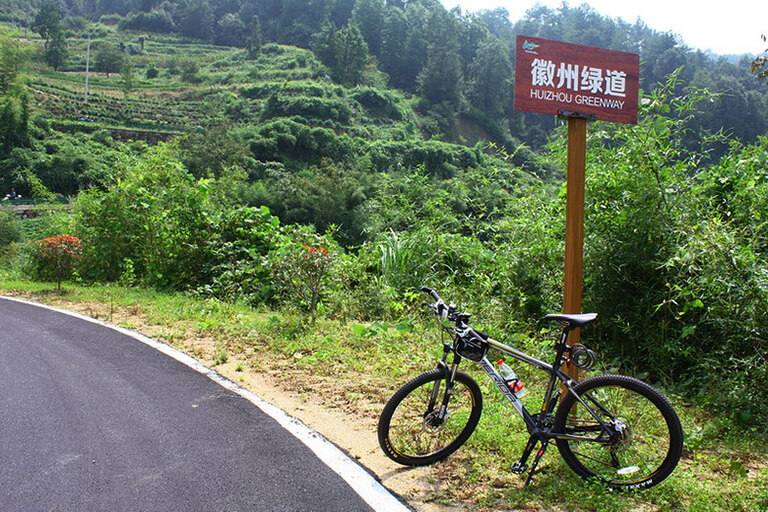 Huangshan Biking Tour