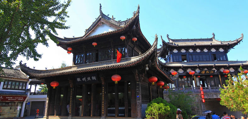 Huizhou Ancient City Attractions Tours Maps Tips