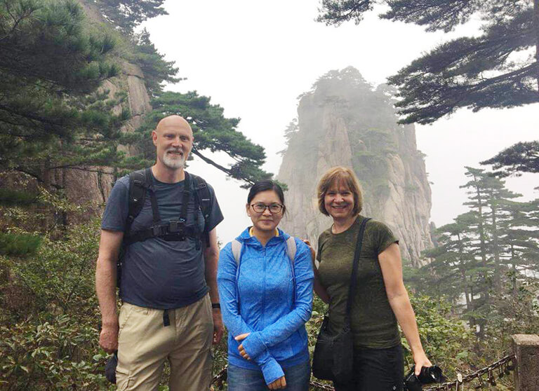 Huangshan Tour with China Discovery
