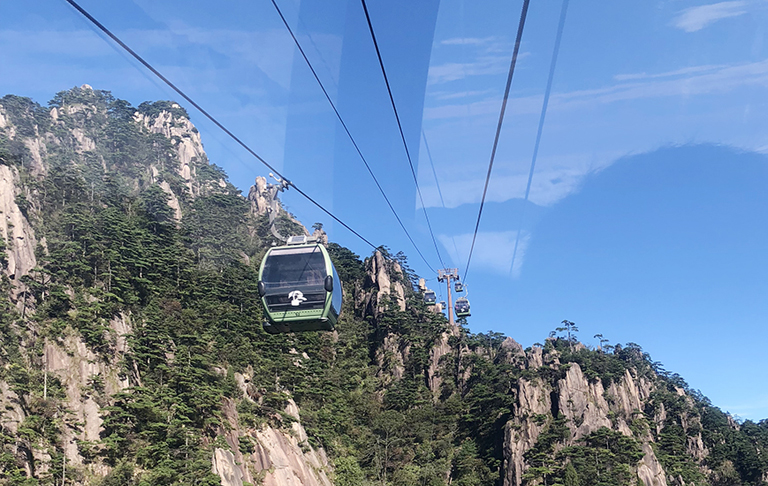 Huangshan Cable Car