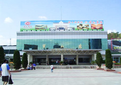 HuangshanRailway Station
