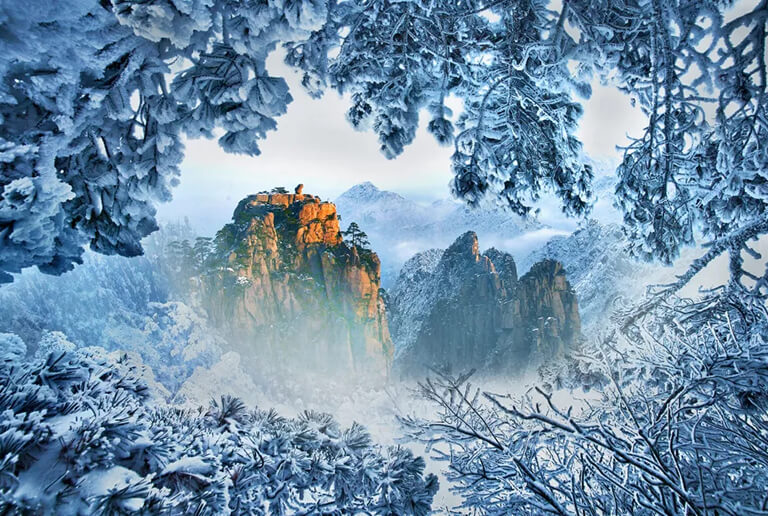 What to See in Huangshan Scenic Area