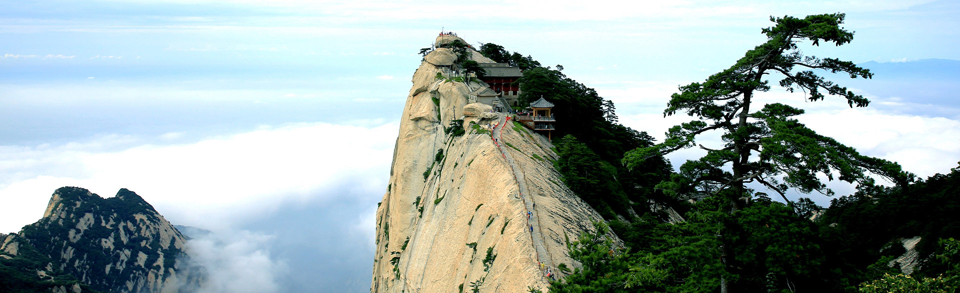Mount Huashan Hiking