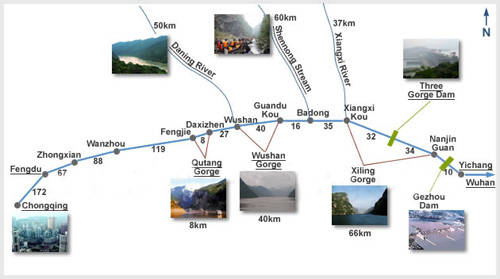 Hubei Maps, Hubei China Map, Hubei Tourists Map