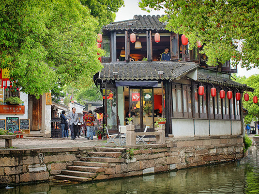 China Jiangsu Tours