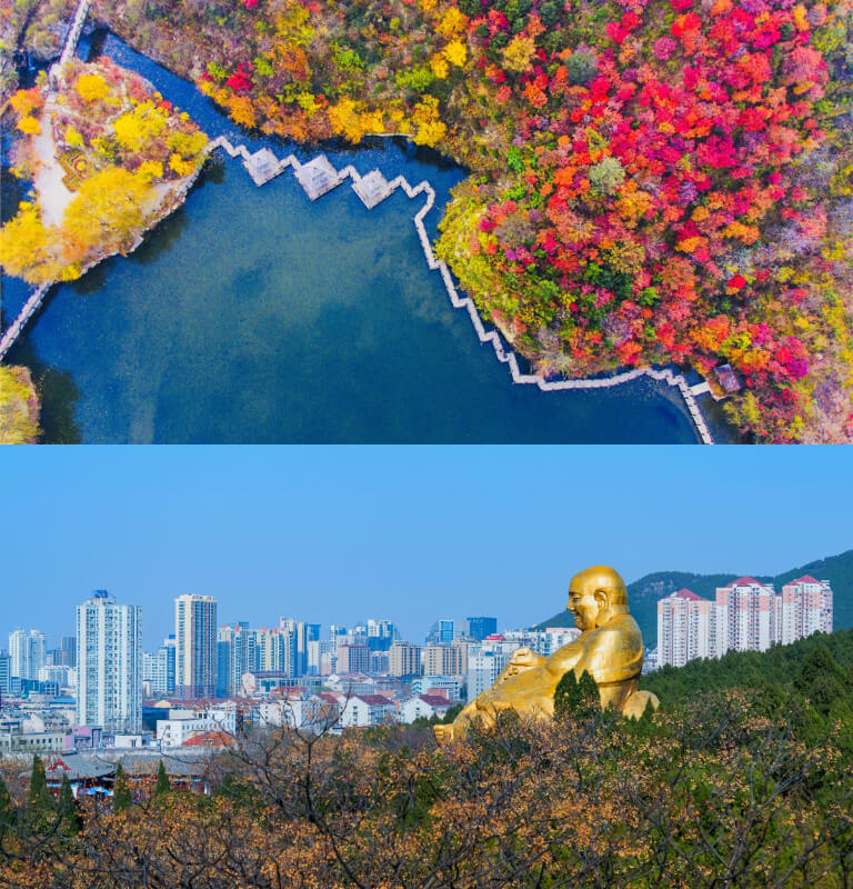 Autumn in Jinan