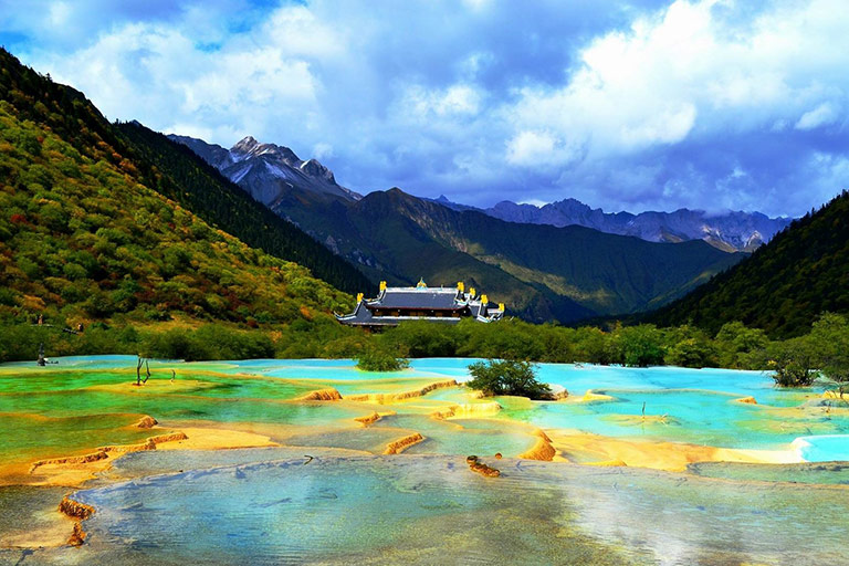 World Heritage Sites in Sichuan