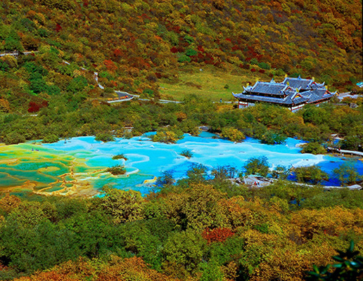 Huanglong National Park