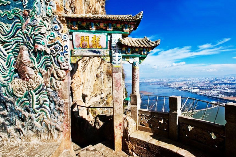 Kunming Western Hill & Dragon Gate