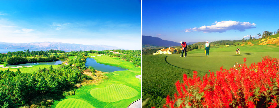 Kunming Golf Tour