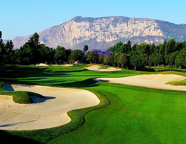 Kunming Lakeview Golf Club