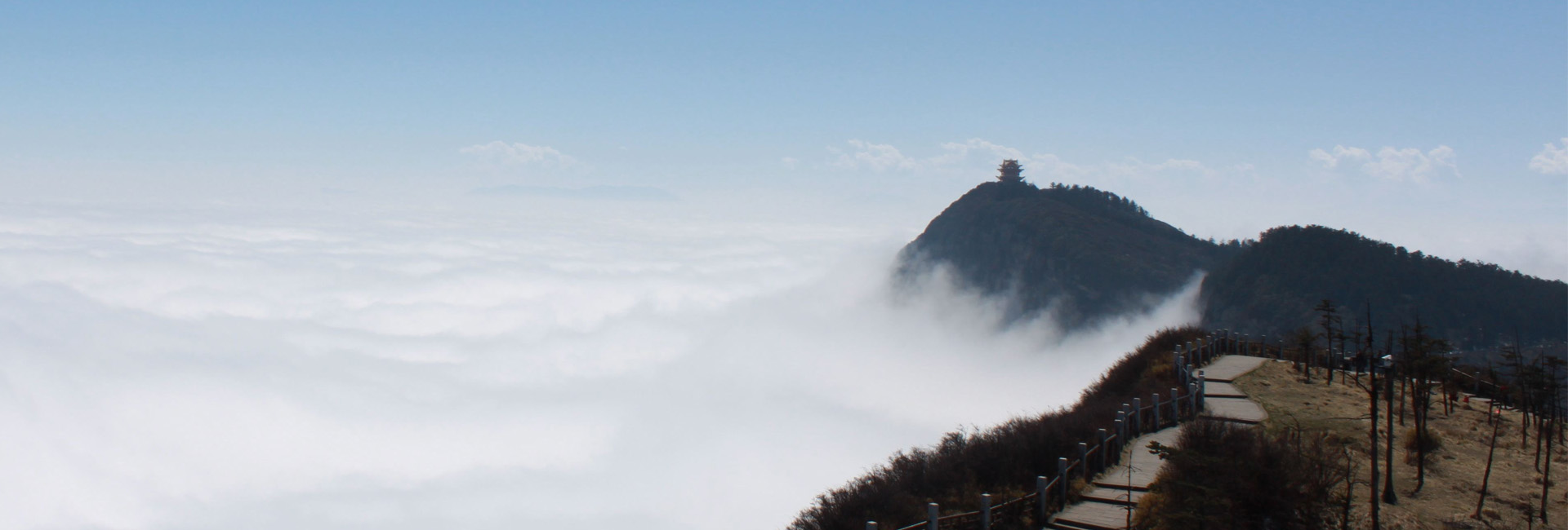 3 Days Mount Emei Classic Walking Tour with Moderate Pace