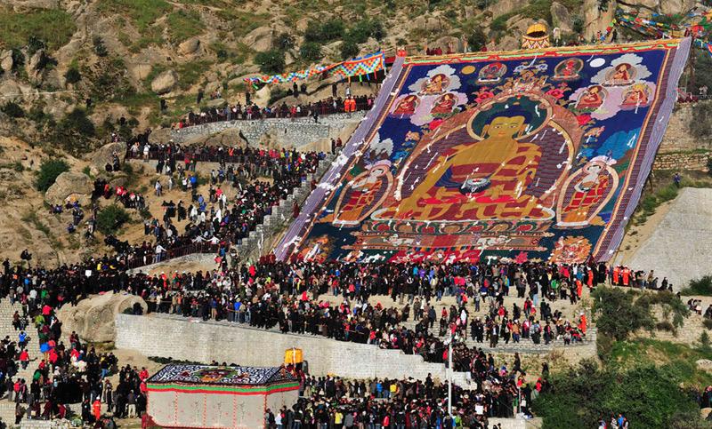 7 Days Lhasa Shoton Festival Tour 2017