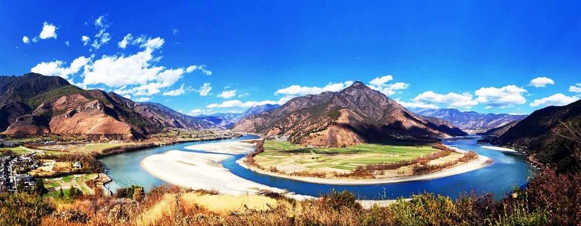 Lijiang Tour with Tiger Leaping Gorge